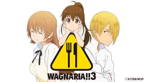 Wagnaria season three
