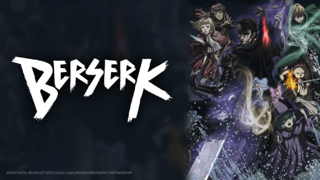 Berserk Season Two