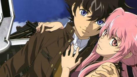Mirai Nikki Anime Review