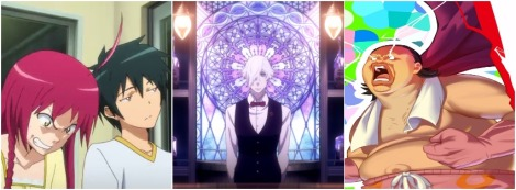 APR Ep 31 - The Devil is a Part Timer, Death Parade, To Be Hero Anime Reviews