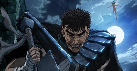 Berserk 2016 2017 Anime Review