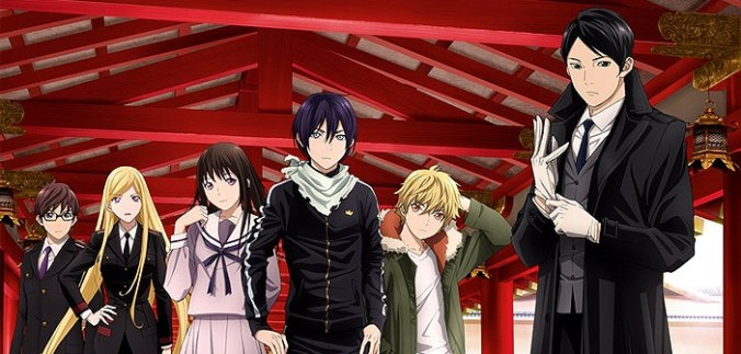 Noragami Aragoto Anime Review