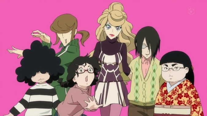 Princess Jellyfish Anime Review