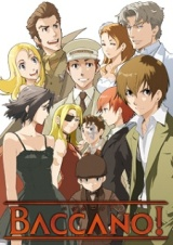 Baccano Anime Poster