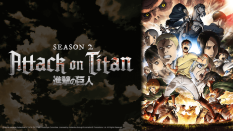Attack on Titan (AoT) Season Two Anime Review