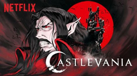 Castlevania Anime Review