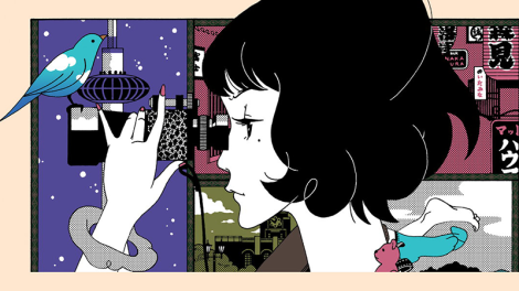 The Tatami Galaxy Anime Review