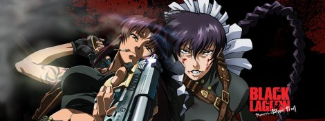 Black Lagoon Roberta's Blood Trail Anime Review