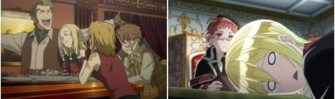 Anime Pocket Reviews Episode 37 - Baccano!, The Royal Tutor Anime Reviews and Recommendations - The Culture Cove Anime Reviews and Recommendations