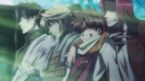 Saiyuki Reload Blast Anime Review