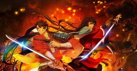 Katsugeki Touken Ranbu Anime Review