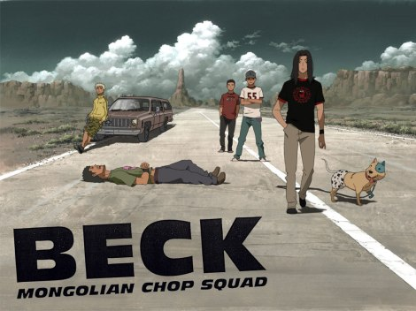 Beck Anime Review