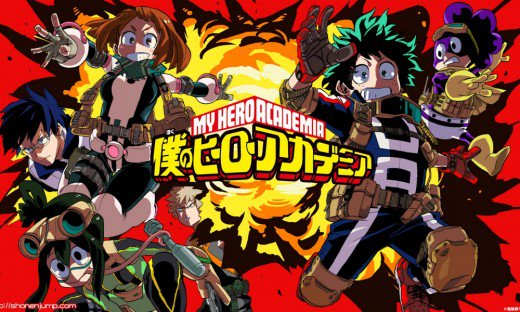 My Hero Academia Anime Review