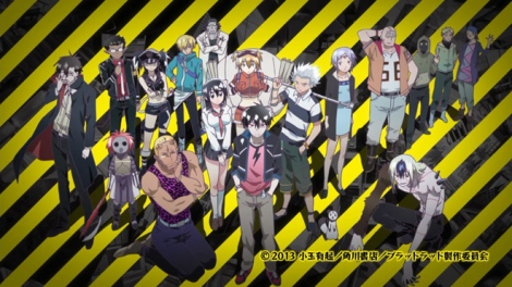 Blood Lad Anime Review