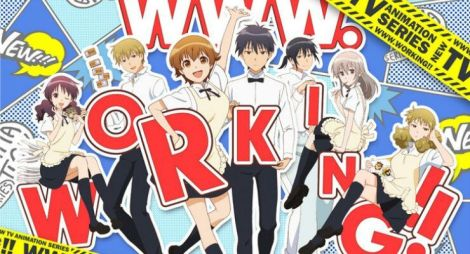 Web Wagnaria Anime Review