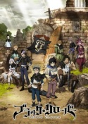 Black Clover Anime Poster