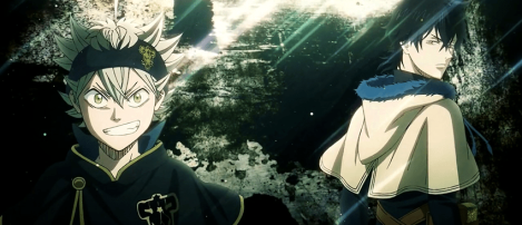 Black Clover Anime Review