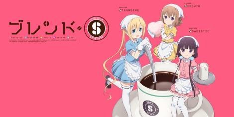 Blend S Anime Review