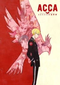 Acca-13 - Anime Story of the Year 2017
