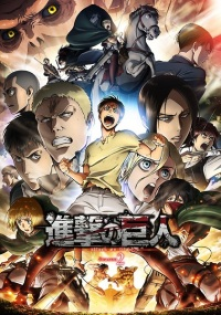 Attack on Titan Season Two - Animation of the Year 2017