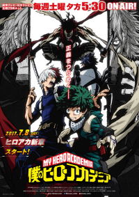 My Hero Academia Season Two - Action Series of the Year 2017