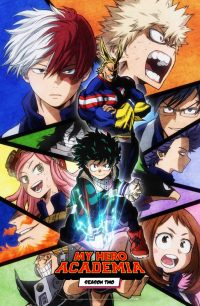 My Hero Academia Season Two - Cast of the Year 2017
