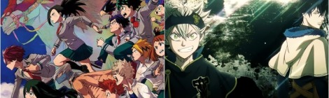 My Hero Academia Versus Black Clover - Anime Comparison | The Culture Cove