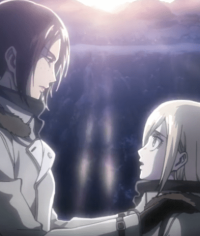 Ymir & Christa - Anime Couple of the Year 2017