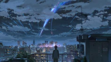 Kimi no Na Wa Your Name Anime Film Review