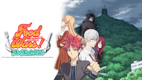 Food Wars Season 3 Review