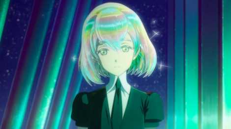 Land of the Lustrous - The Future of Anime
