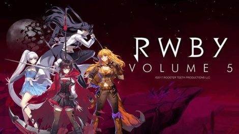 RWBY Volume 5 Review