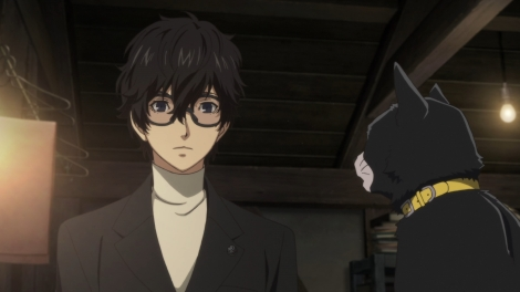 Persona 5 Anime Review