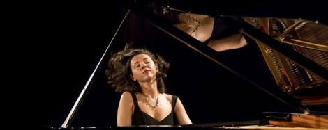 Khatia Buniatishvili: Liebestraum No.3 - Song of the Week