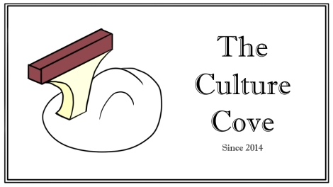 The Culture Cove - Music, Anime, Film and Videogame reviews and recommendations
