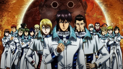 Terra Formars Anime Review