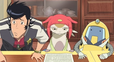 Space Dandy Anime Review