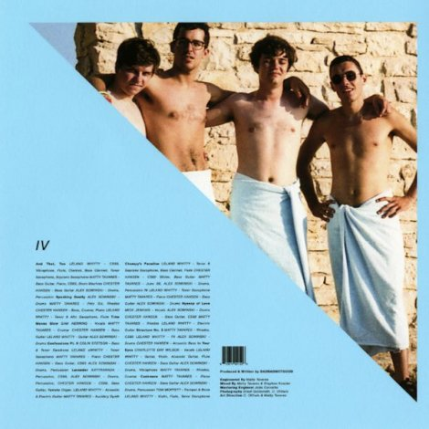 badbadnotgood, Time Moves Slow - Song of the Week
