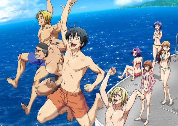 Grand Blue Dreaming Anime Review