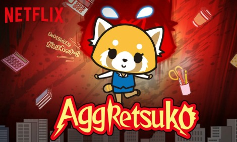 Aggretsuko Anime Review