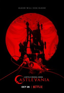 Castlevania Season Two Poster