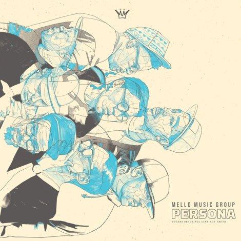 Mello Music Group Persona Album Cover