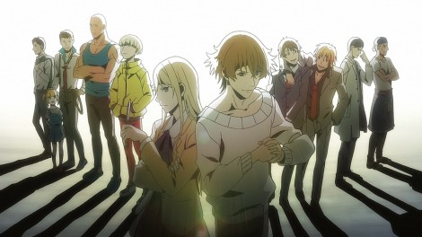 Hakata Tonkotsu Ramens - 2018 Action Anime of the Year