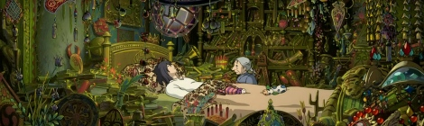 Howl's Moving Castle Anime Film Review