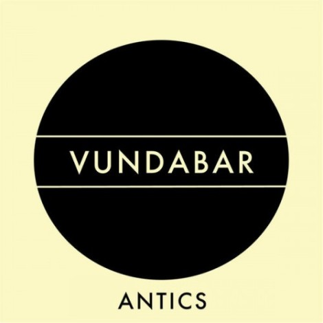 Vundabar Antics Album Cover