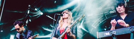 Chromatics, Song of the Week at The Culture Cove