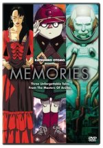 Memories Anime Film Review Poster