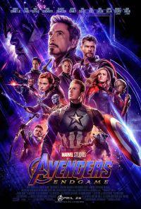 Avengers: Endgame Film Poster
