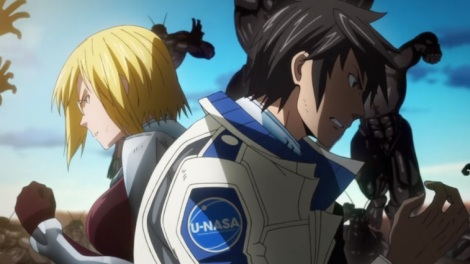 Terra Formars Revenge Anime Screenshot
