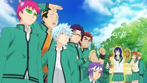 Saiki K Season Two Visual